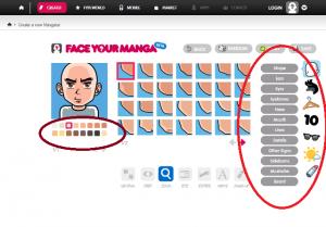 Face Your Manga 3