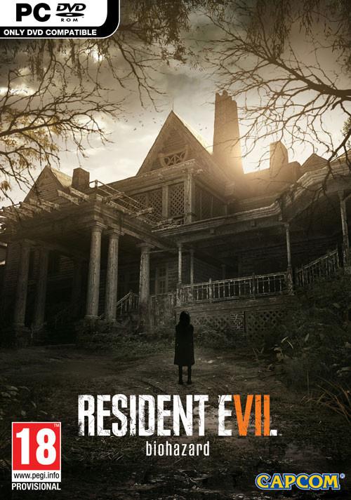 Resident Evil 7 Cover