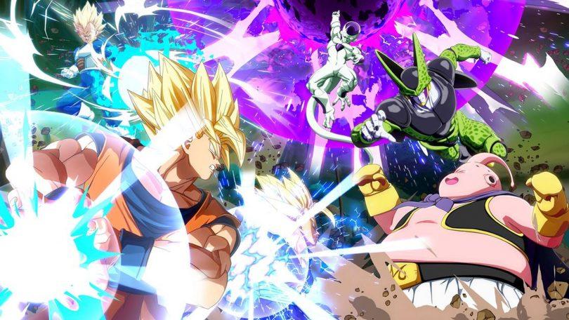 Dragonball FighterZ Screenshot